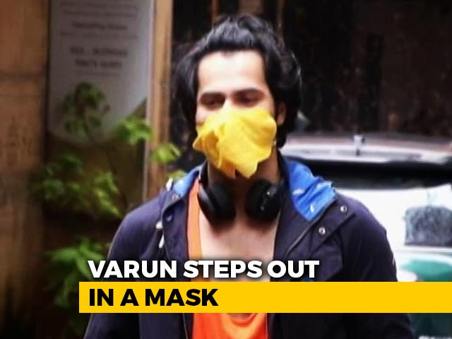 Varun Dhawan Hits The Gym, First Time After Lockdown