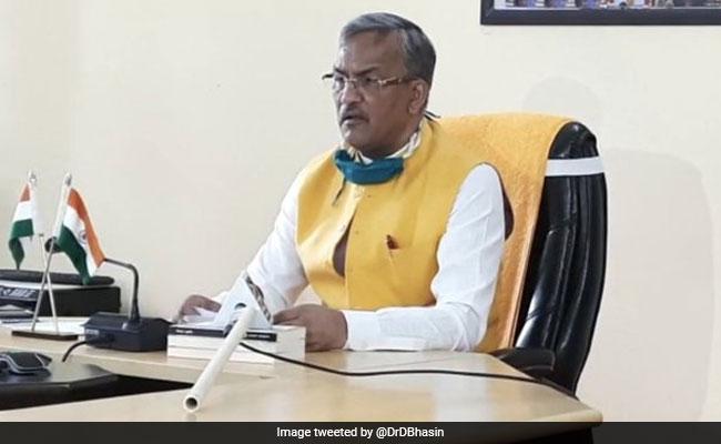 Prioritise Kumbh In Vaccine Distribution Plan: Uttarakhand Chief Minister