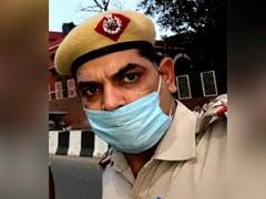 दिल्ली पुलिस के सब-इंस्पेक्टर ने सर्विस रिवॉल्वर से गर्लफ्रेंड को मारी गोली