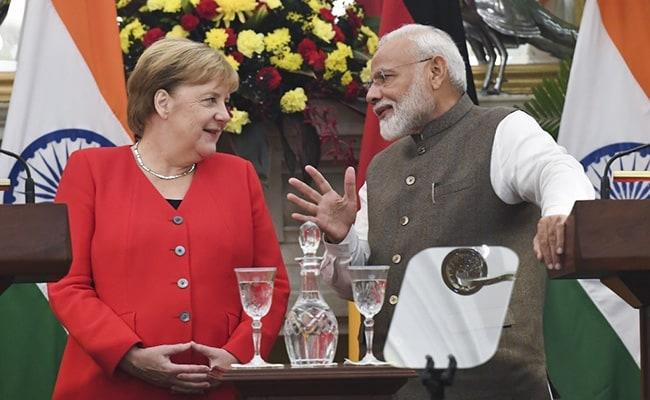 'Dear Narendra...' Merkel, Other World Leaders Wish PM Modi On 70th Birthday