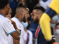 """Acted Like A Fool"": Neymar Regrets Marseille Red Card"