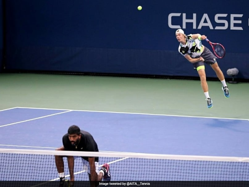 US Open 2020: Rohan Bopanna-Denis Shapovalov Knocked Out In Mens Doubles Quarters