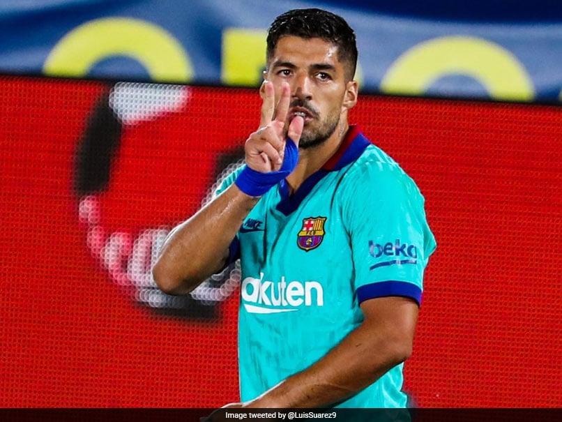 Lionel Messi scores two goals in Barcelona pre-season win vs. Girona