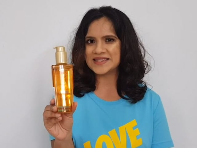 Video : Hair Care Review: L'Oreal Paris Extraordinary Oil Serum