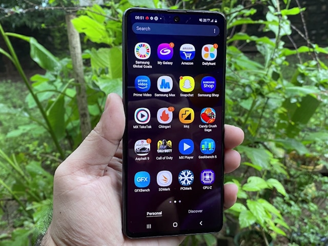 Video Samsung M51 Review Insane Battery Life But Is This The Best Phone Under 25000 Rupees Ndtv Gadgets 360