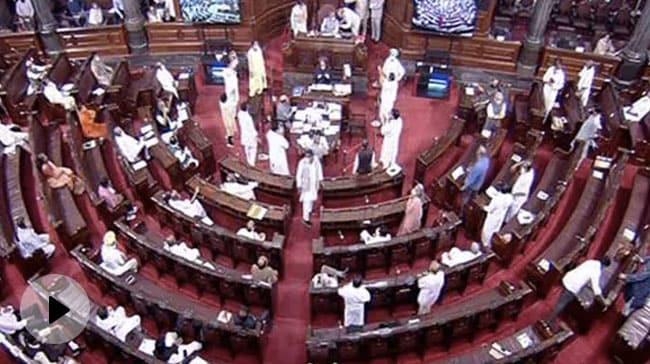 Video | Derek O'Brien, 7 Others Suspended Over Rajya Sabha Chaos On Farm Bills