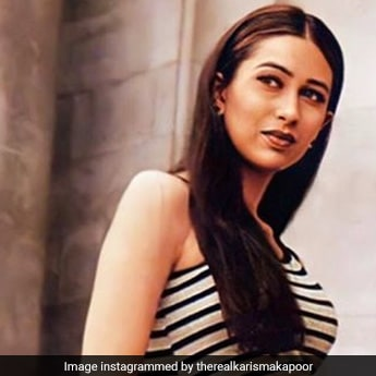 Karisma Kapoor's Retro Cut-Out Dress Is One For The Keeps
