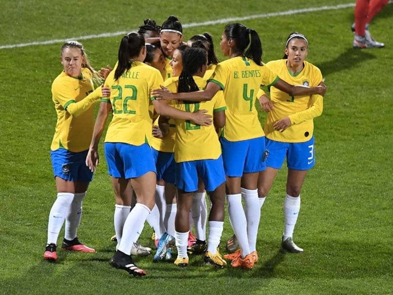 Brazil Announces Equal Pay For Mens And Womens National Football Teams