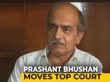Video : Prashant Bhushan Goes To Top Court For Right To Appeal In Contempt Case