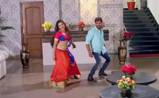 Bhojpuri Song: खेसारी लाल यादव और काजल राघवानी के इस गाने ने मचाया तहलका, 11 करोड़ से ज्यादा बार देखा गया Video