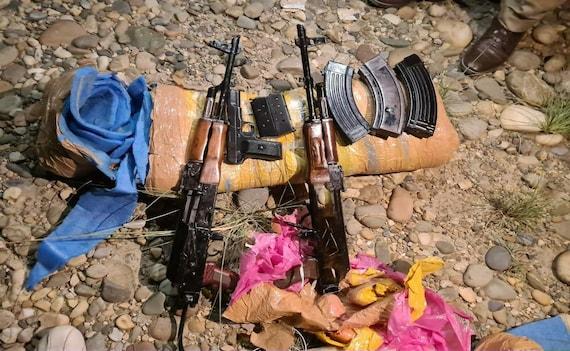 Pak Flies Drones Across LoC, Drops AK-47s For Terrorists: J&K Police