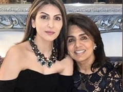 """Cannot Be Another Like Her,"" Posts Neetu Kapoor On Daughter Riddhima's Birthday"