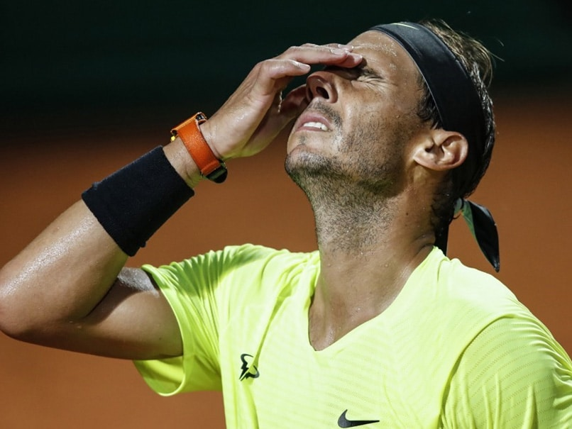 Rafael Nadal Crashes Out Novak Djokovic Battles Into Italian Open Semi Finals Tennis News