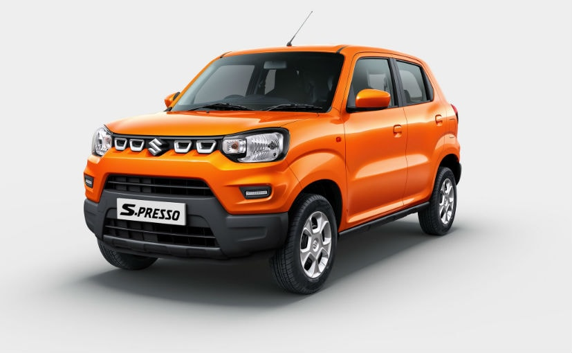 Maruti says over 24% buyers have a higher inclination towards accessorising the S-Presso