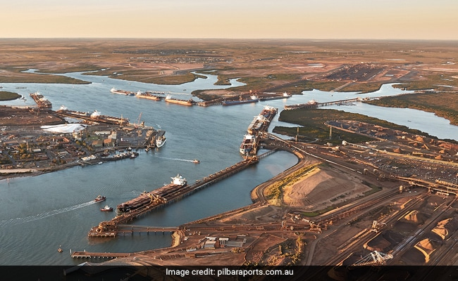 Australia Sends Troops To Help Contain Virus On Ore Ship