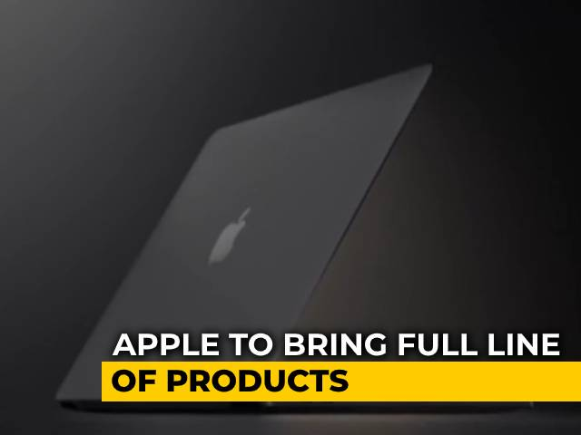 Video : Apple To Start Its Online Store In India