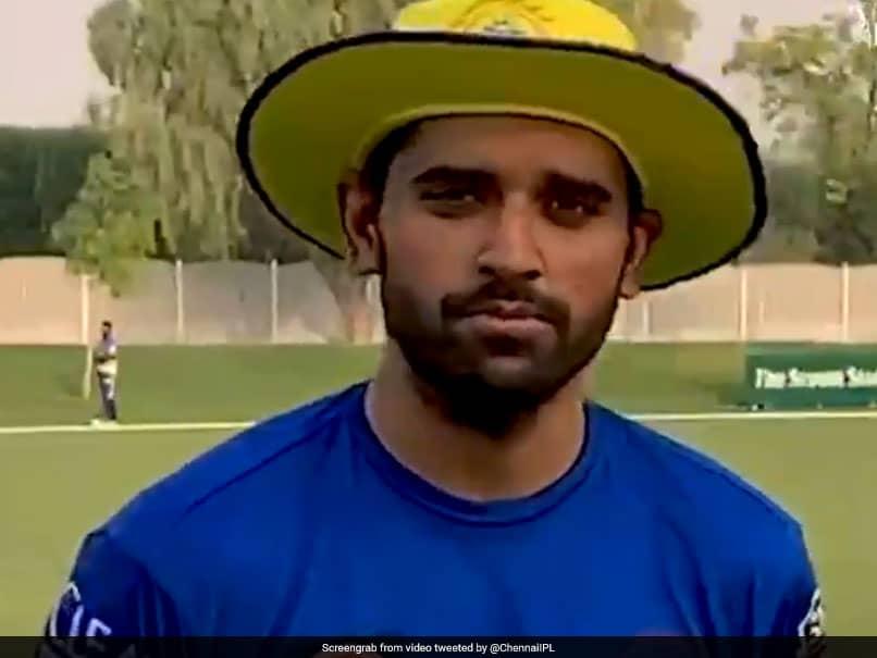 IPL 2020: Chennai Super Kings Deepak Chahar Reveals How He Spent Time During Quarantine. Watch
