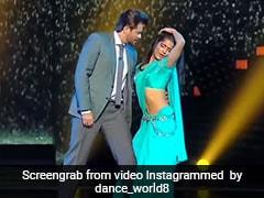 अनिल कपूर ने कंटेस्टेंट के साथ किया श्रीदेवी के गाने पर डांस, Video हुआ वायरल