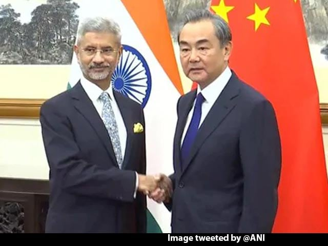 Video : India-China Foreign Ministers Meet In Moscow Amid Border Tension