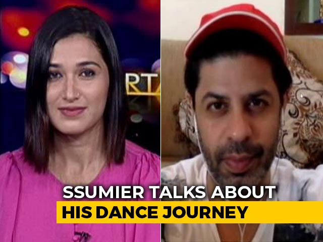 Video : Ssumier Pasricha Talks About Dance As A Form Of Art During The Pandemic