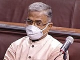 "Video : ""Anguished, Couldn't Sleep"": Rajya Sabha Deputy Chairman's 1-Day Fast"