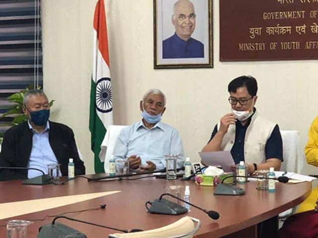 Video : Will Protect Ladakh's Interest: Centre. Group Ends Call To Boycott Election