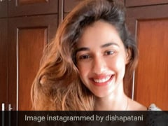 Disha Patani Makes Way For Floral Fashion In A Floral Dress