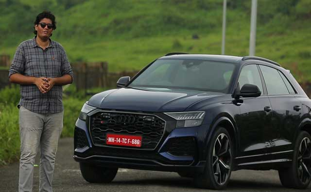 Video : Audi RS Q8 Review in Hindi   हिन्दी