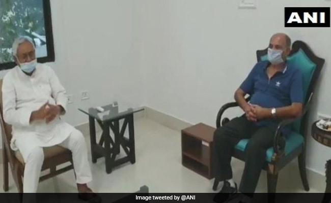 Sushant Singh Rajput's Father Meets Nitish Kumar, Thanks Him For CBI Push