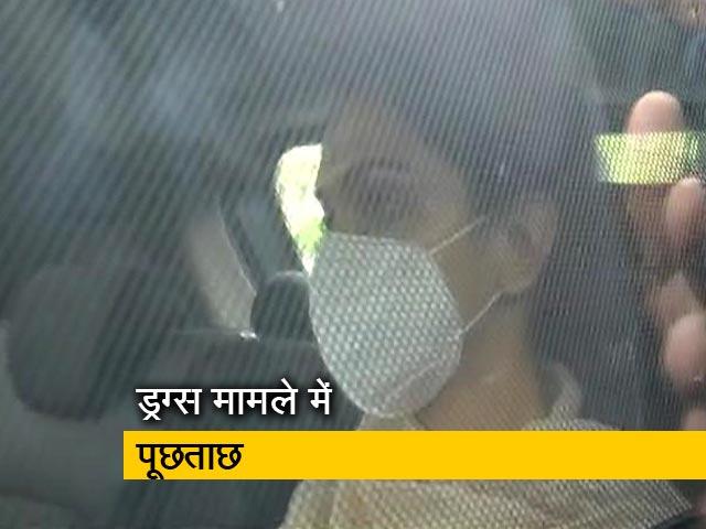 Videos : एनसीबी ने अभिनेत्री दीपिका पादुकोण से 6 घंटे तक की पूछताछ
