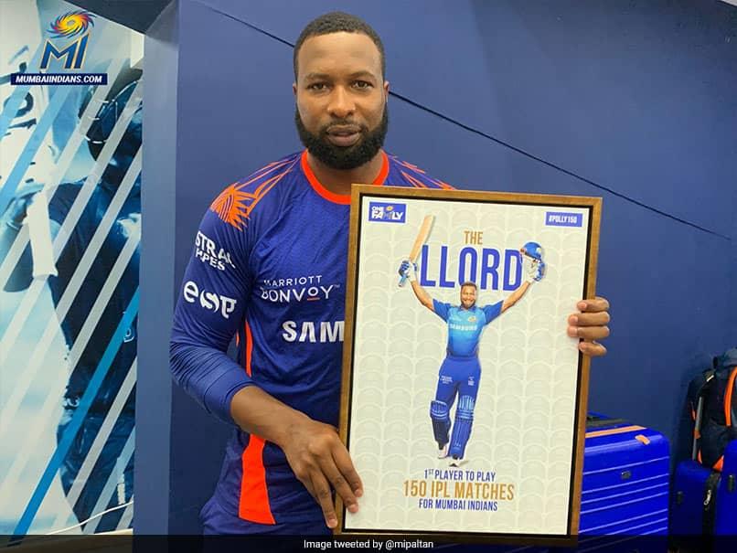 IPL 2020: Kieron Pollard Only Cricketer Who Might Play 200 Games For Mumbai Indians, Says Hardik Pandya