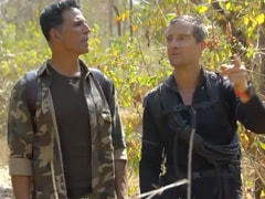 """<I>Into The Wild</I>: How Akshay Kumar And Bear Grylls Found """"Brotherhood"""" In The Wilderness"""