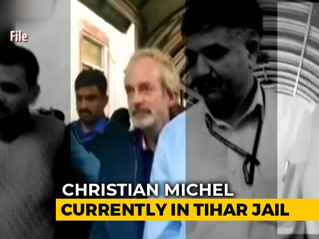 Video : AgustaWestland Case: CBI Names Christian Michel In Chargesheet