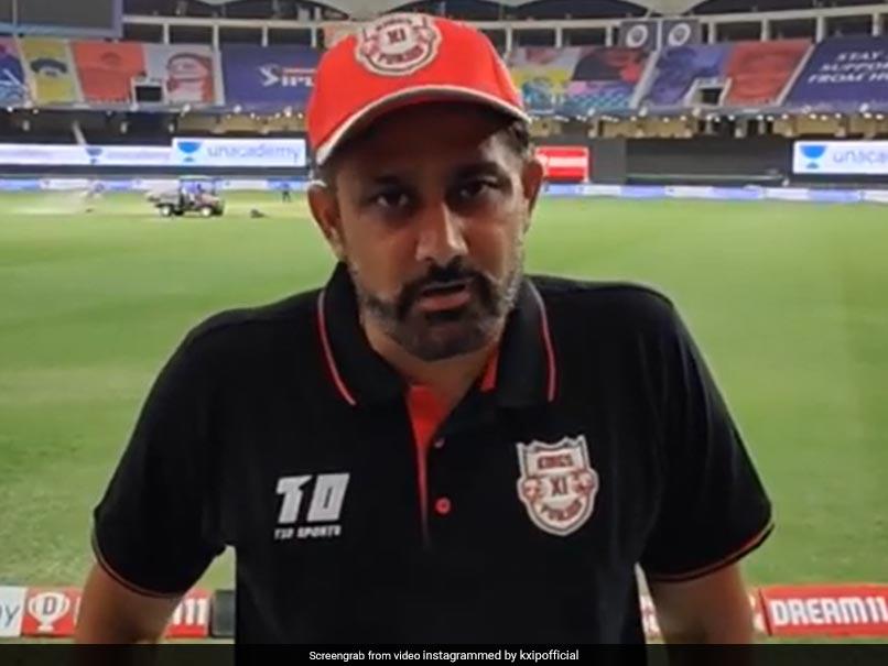 IPL 2020, KXIP vs RCB: Kings XI Punjab Coach Anil Kumble Hails KL Rahul, Ravi Bishnoi After First Win. Watch