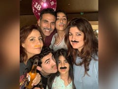 "On Son Aarav's 18th Birthday, What ""Mama Bear"" Twinkle Khanna Posted"