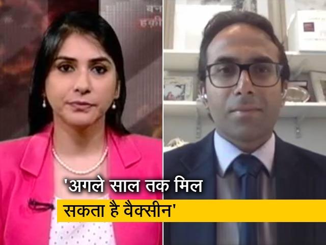 Videos : शायद सालों तक होता रहेगा कोरोना का प्रसार - रविंद्र गुप्ता