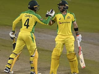 Glenn Maxwell And Alex Carey Hit Centuries As Australia Clinch ODI Series Win Over England