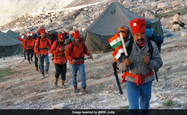 Retired BSF Officer Dies During Trek To Find Shortest Route To China Border