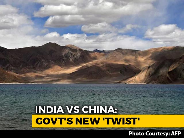 """Video : """"No Infiltration At Indo-China Border In Last 6 Months"""": Centre To MPs"""
