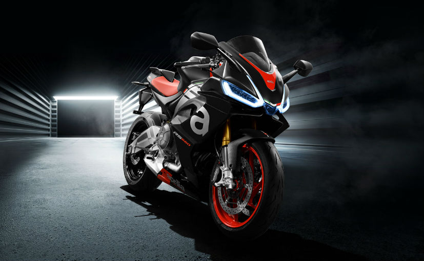 The Aprilia RS 660 image has only been used for representational purposes