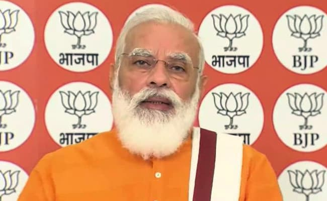 'Reach Out To Farmers': PM Modi To BJP Workers On Farm Bills