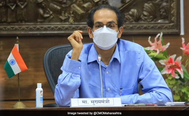 "Next Covid Wave ""Like Tsunami"", Warns Uddhav Thackeray With An Enchantment"