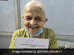 महाराष्ट्र में 106 वर्षीय महिला ने कोरोना को दी मात