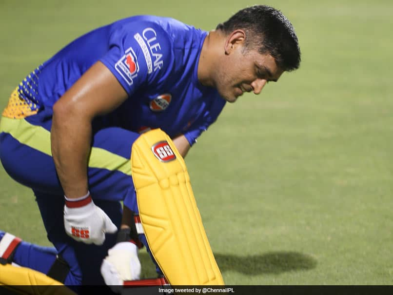 "IPL 2020, MI vs CSK: MS Dhoni Admits Staying In Isolation For First 6 Days Was ""Very Difficult"""