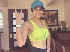 Mandira Bedi Likes To Start A Day By Burning Calories. She's Making Us Look Bad Again