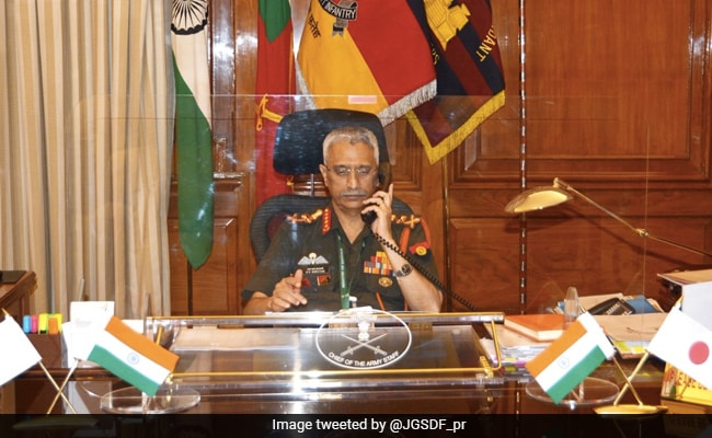 Indian Army Chief Hands Over Rs 5 Lakh To 1971 Indo-Pak War Hero In Nepal