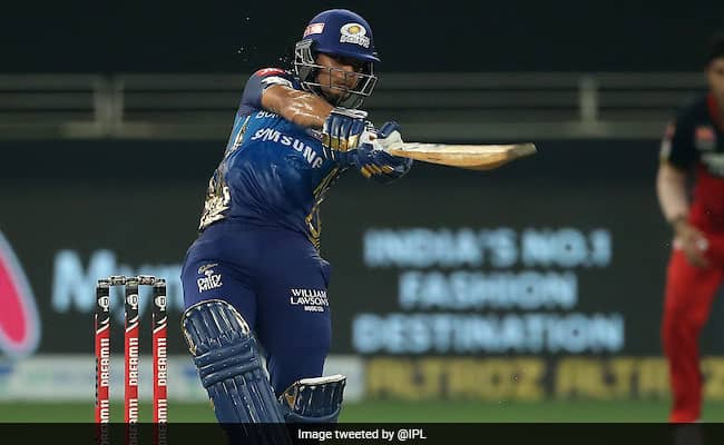 IPL 2020 Ishan Kishan Highest scores by uncapped Indian players in IPL