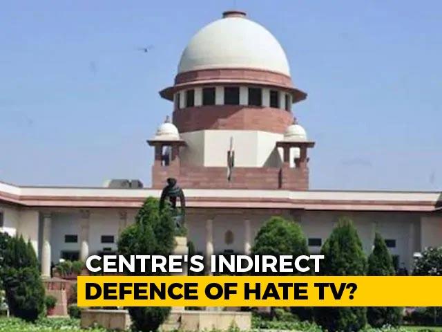 Video: Defending Hate TV, Censoring Digital Media? Centre's Stand In Top Court