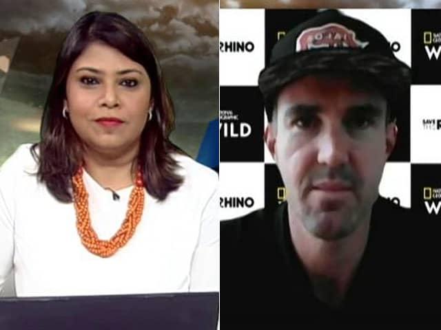 """Saving Indian Rhinos A Way Of Saying """"Thank You India"""": Kevin Pietersen"""