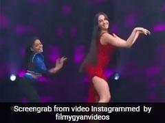 Nora Fatehi ने 'कमरिया' गाने पर किया धमाकेदार डांस, सोशल मीडिया पर Video ने मचाई धूम